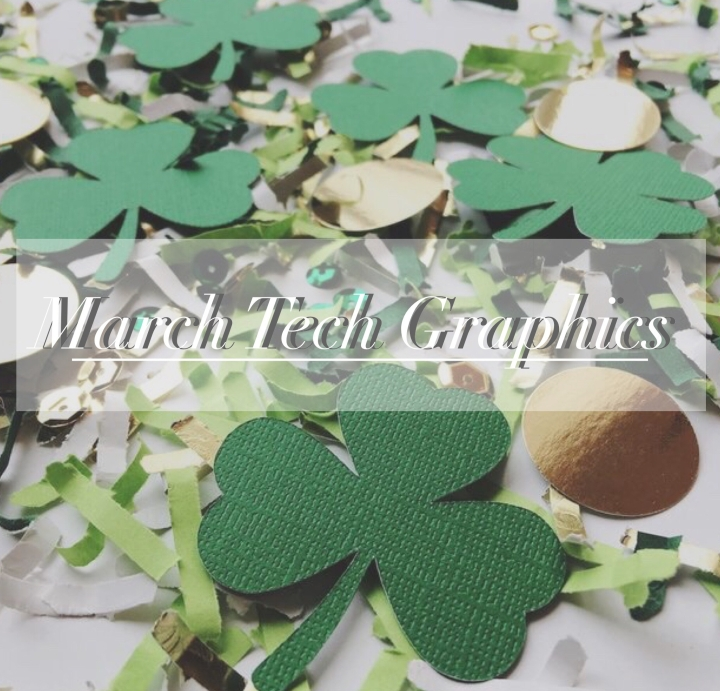 Free, Downloadable Tech Graphics ForMarch
