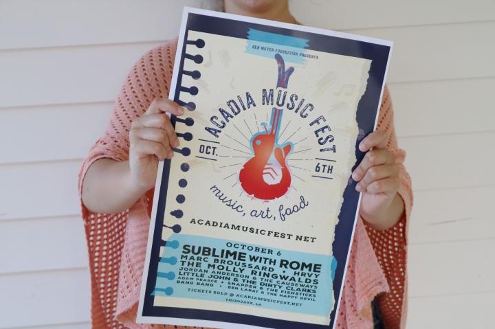 Acadia Music Festival- Thibodaux's JazzFest