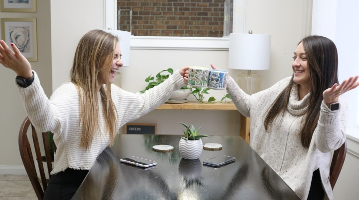 Coffee Chat With My Best Friend- How We Maintain BestFriendship